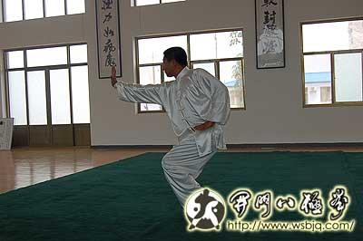 八极单式拳及其使用方法(一)